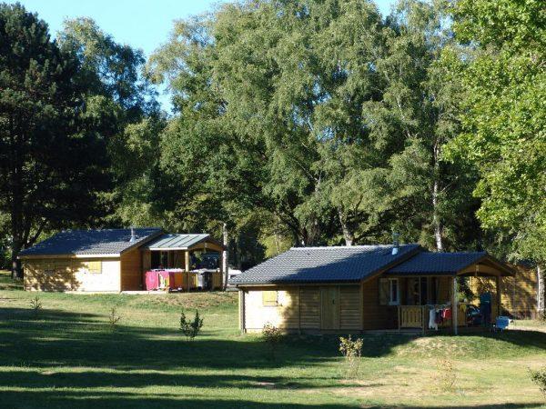 Passez des vacances en mobil-home au camping Domaine Du Lac !