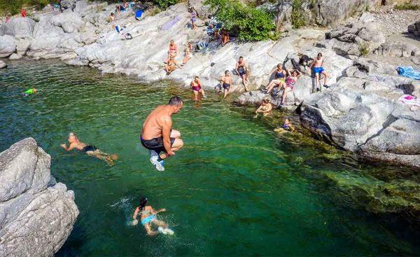 Camping Les Plans : vos vacances camping à Saint Jean du Gard !
