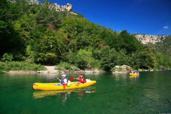 Quelles sont les activités à pratiquer au camping Les Genêts ?