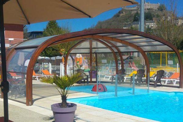 Passez des moments de détente au camping Les Calquières Aveyron !