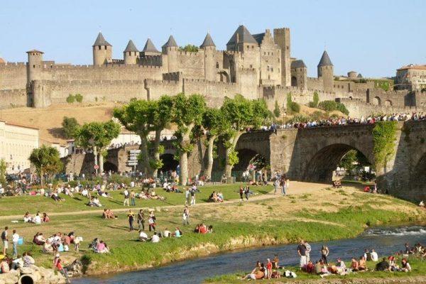 Carcassonne : l'endroit idéal pour camper ?