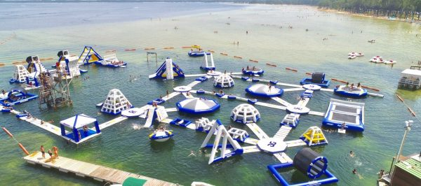 Aquapark : l'endroit idéal pour un après-midi en famille !