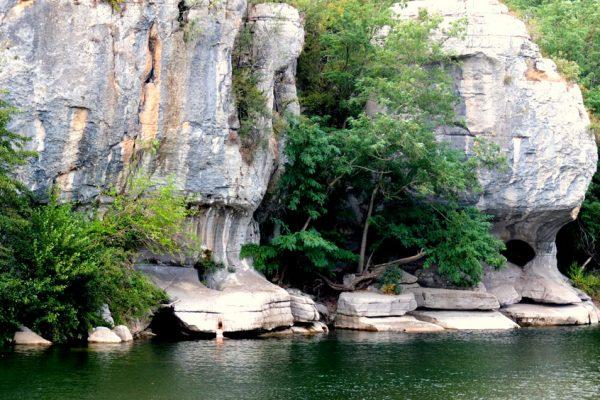 Locatif de camping en Ardèche, parfait pour des vacances pas chères